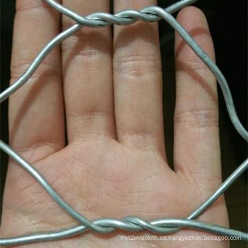 Made in China fábrica Anping alambre Hexagonal/del acoplamiento de la cesta