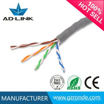 Cat5e сетевой кабель катушка от профессионального производителя Гуанчжоу завод