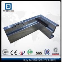 Fangda Galvanized Iron Door Frame, Not Normal Aluminium Frame