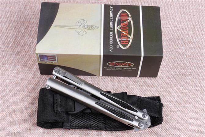 Practice Trainer Multi Tool Butterfly Knife