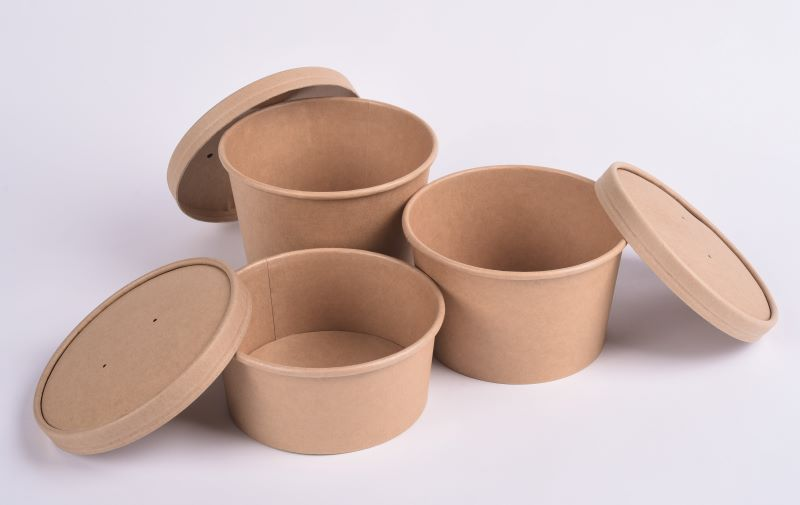 Leakproof Paper Containers