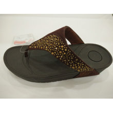 New Design Women Outdoor Increasing Sandal Slippers