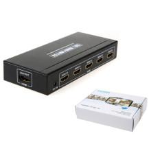 Sélecteur HDMI 3D 5X1 avec télécommande