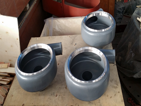 hastelloy alloy pump parts