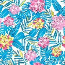 Fashion Swimwear Fabric Digital Printing Asq-029