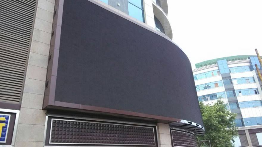 p10 led display