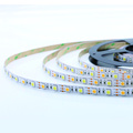 5050SMD Doble color 60led luz de tira de la flexión