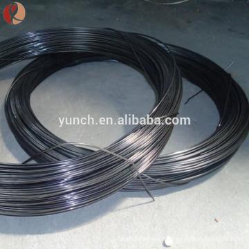 Fil de titane ASTM B348 1mm GR2 en stock