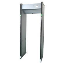 Outdoor Use Security Metal Detector Gate Portable Walk Through Metal Detector