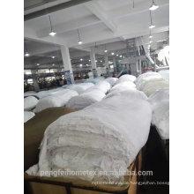 Weiche und bequeme Putenfärbung 110 g / m²