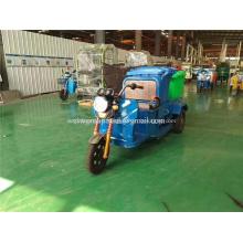 Eléctrico 2 botes Vehículo de transferencia de basura