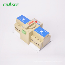 100a generator ce cb 4 pole automatic transfer switch ATS for solar power