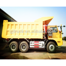 10 roues 70T Sinotruk HOWO Mine camion à benne basculante / HOWO minier camion / 70T HOWO mine camion / 70T HOWO mine benne camion