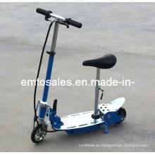 Aprobación CE 120W 14.5 PU Rueda Niños Scooter eléctrico (et-es008)