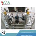 China billige Edelstahl Extruder spezielle Temperaturkammer