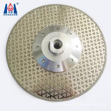 Manufacture Direct 180mm Electroplated  Diamond Saw Blade Diamond Cutting Disc