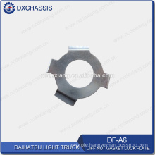 Genuine Daihatsu Light Truck Diff Nut Gasket Lock Plate DF-A6