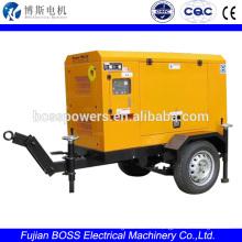 Quanchai 10.8KW 50hz 220v portable generator