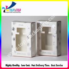 Special Design Perfume Soft Window Card Box