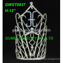 tall pageant crowns for sale