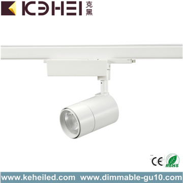 Calidad 25W COB LED Track Lights Cool White