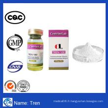 99% Pureté Poudre de stéroïdes anabolisants Acétate de trenbolone