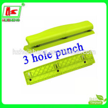 office plastic 3 hole punch