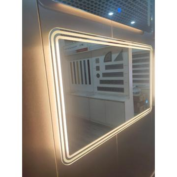 Espejo rectangular para baño LED MC16 (R50)
