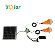 2014 dernier solaire accueil éclairage ampoule LED, ampoule ampoule Handy Hold-up