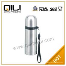 304 Stahl doppelwandig tragbare Thermoskanne