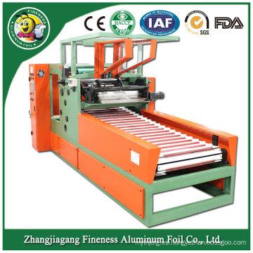 Máquina cortadora de película de papel de aluminio de venta caliente a bajo precio