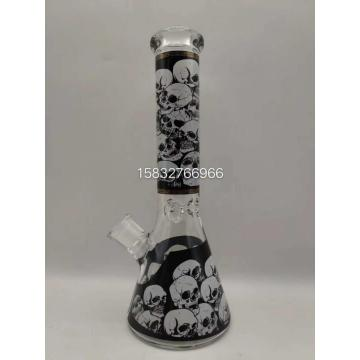 Beaker Bongs dengan Picture Baked High-temp
