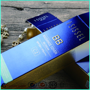 Customized Paper Cosmetic Packaging Boxes