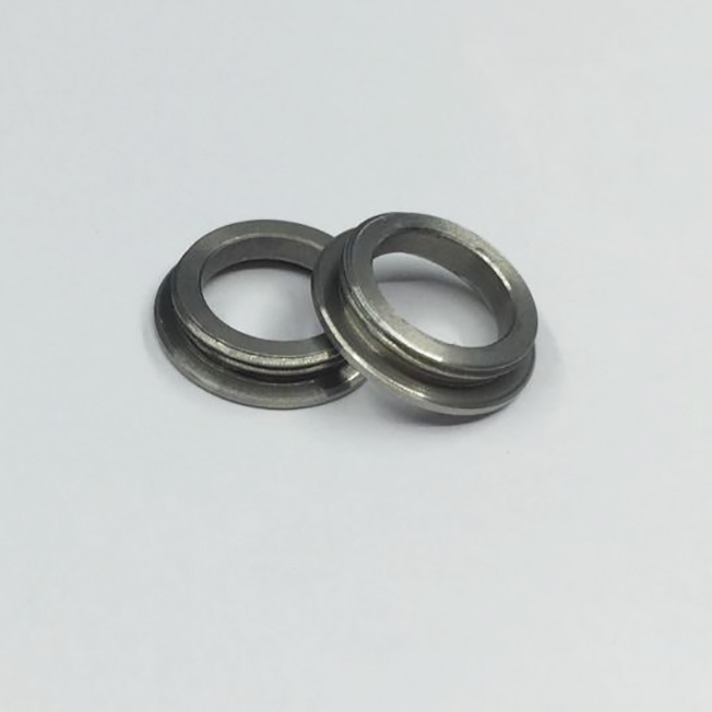machining stainless steel fixed ring