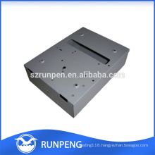CNC Punching Aluminum Box Electronic Enclosures