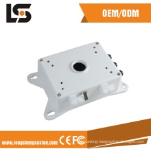 Precision die casting parts 20 year experience ip65 weatherproof enclosure with ISO 9001 certified