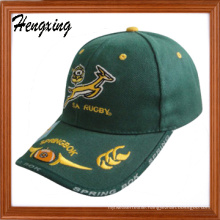 Embroidery Snapback Mesh Hat