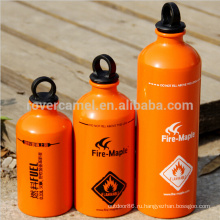 Огонь клен открытый портативные бензиновые дизельные бензин бутылка бутылка бензин бутылка топлива хранения горючего