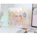 Acryl Parfüm Aufbewahrungsbox schillernd