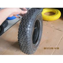 Neumático y tubo de carretilla 350-8 India