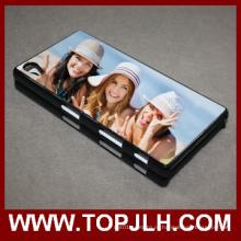 Сублимация пластиковые мобильного телефона чехол для Sony Xperia Z5