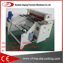 Klebeband-Schneidemaschine für Band und Trennpapier