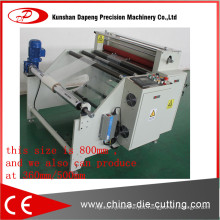 Adhesive Tape Cutter Machine for Ribbon and Release Paper