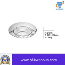 Clear Glass Dish Kitchenware with Good Price Kb-Hn0379