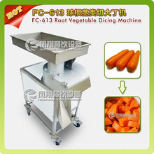 Stainless Steel Automatic Vegetable Big Cube Cutter Cutting Machine FC-613