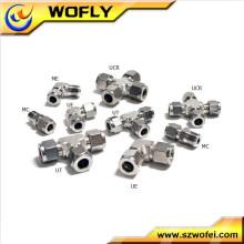 Stahl-Luft-Innengewinde-Rohrverschraubung Hersteller