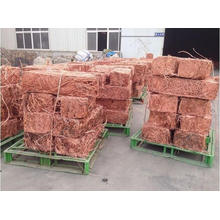 Chatarra de alambre de cobre Millberry 99,99% mejor proveedor Retales Alambre de cobre
