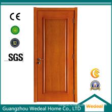 Высокое качество складывания древесины из ПВХ французской двери (WDH59)