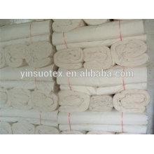 Ampla fábrica de tecido / tecido branco / tingido tecido / tecido impresso