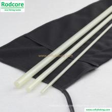 High Quality 703-3 Clear White Fiberlgass Fly Rod Blank